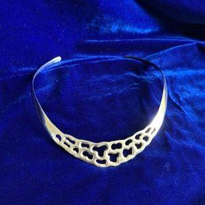 Jewelry - Beautiful choker in Sterling Silver .925